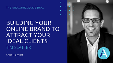 Building Your Online Brand to Attract Your Ideal Clients with Tim Slatter [Ep69]