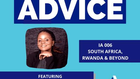 IA 006: Africa with Rufaro Mucheka, PhD, CFP®, MBA