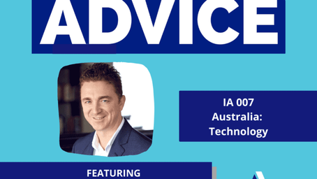 Australia & Technology with Stephen Handley, CEO of Fin365 [Ep7]