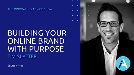 Building Your Online Brand with Purpose with Tim Slatter [Ep26]