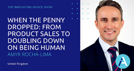 When The Penny Dropped: From Product Sales to Doubling Down on Being Human w/Amyr Rocha-Lima [Ep28]