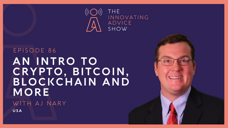 An Intro to Crypto, Bitcoin, Blockchain and More with AJ Nary [Ep86]
