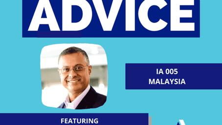 IA 005: Malaysia with Rajen Devadason, CFP®