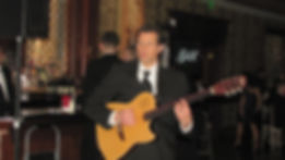 Here we have Live Acoustic Guitar for Weddings in New Jersey and New York by Extravagant Entertainment.