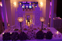 Sweetheart Table King & Queen Chairs