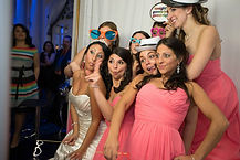 Open Air Photo Booth for Weddings
