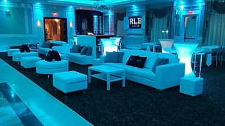 Lounge Furniture, Draping & Decor