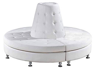 Tufted Cone Tail Combo Lounge Furniture Rental