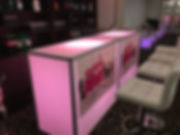 high top table, high boy table, led table, LED Furniture, led bars, lounge furniture rental, lounge decor nj, lounge nj, lounge for bar mitzvah, lounge for bat mitzvah, lounge decor, light up lounge, lounge rental nj, rent lounge furniture,