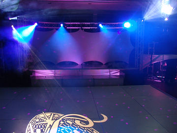 Haze Smoke Effect for Intelligent Lighting is a great option to add flare to your event.