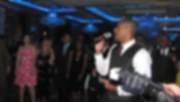 The Live Vocalist Wedding Band is offered for your wedding.
