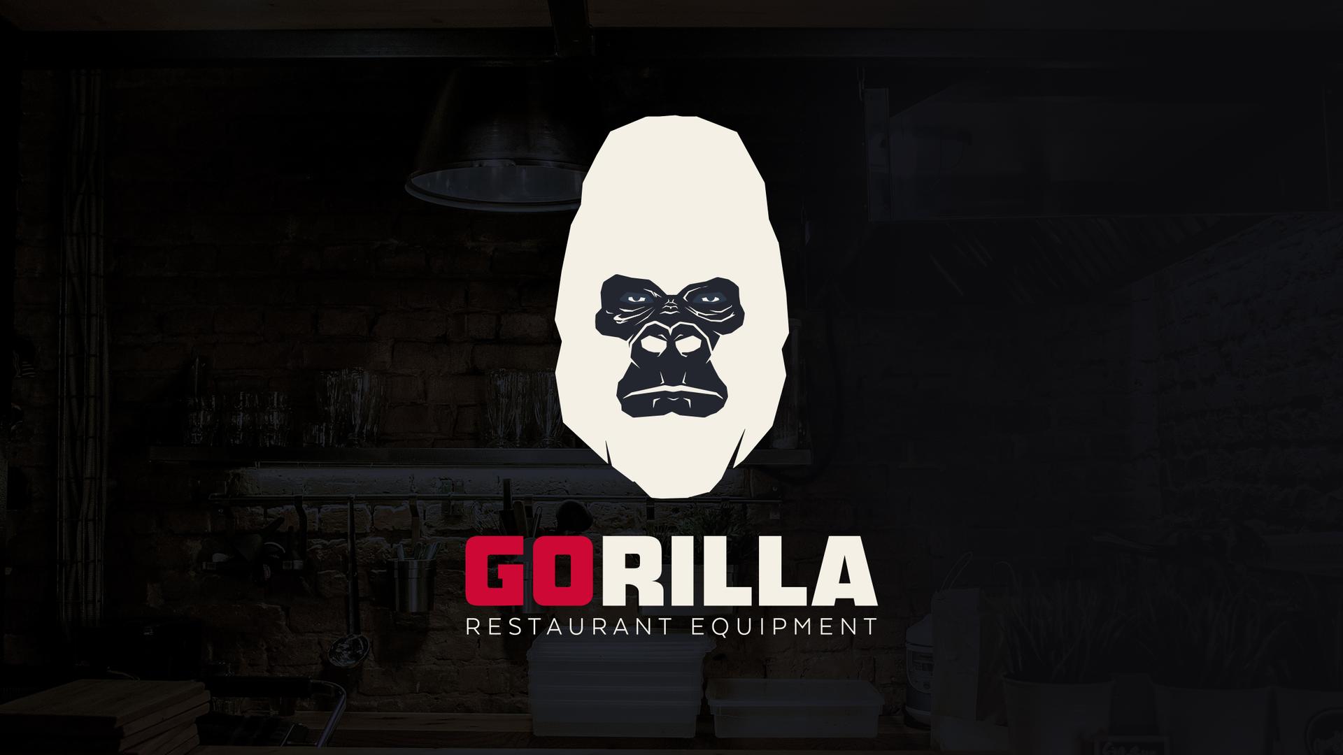 GORILLA Brand Identity Design