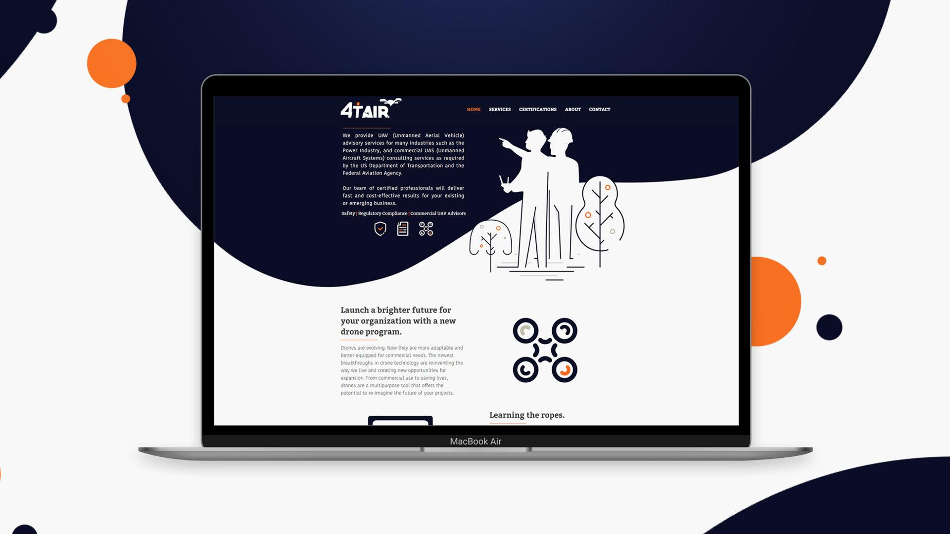 4TAir Web Design & Development