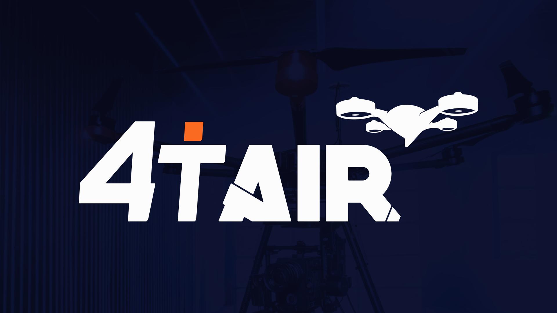 4TAir Brand Identity Design