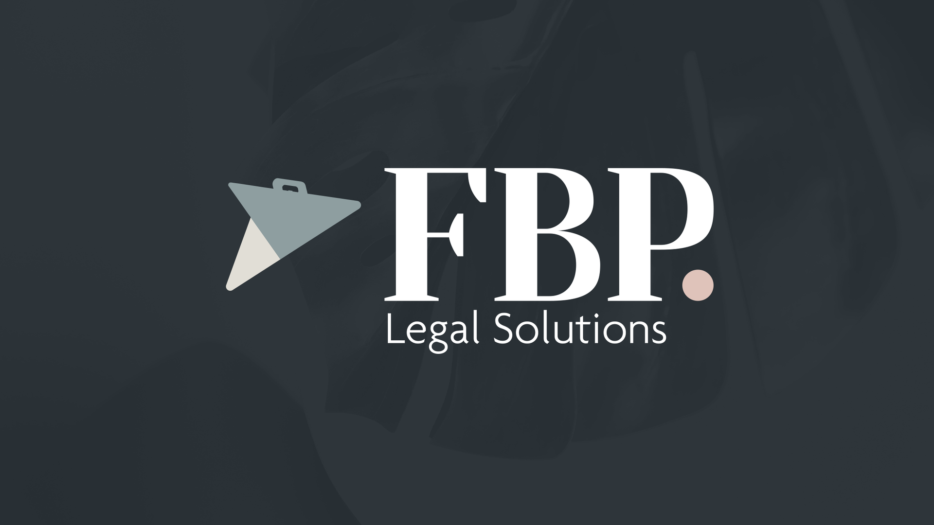 FBP Legal Solutions Brand Identity Design