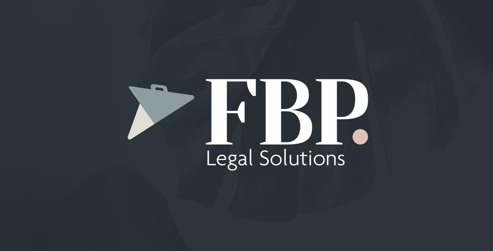 FBP Legal Solutions Brand Identity Design