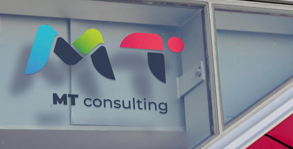 MT Consulting Brand Identity Design