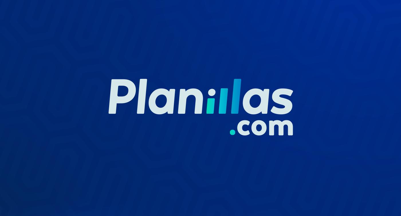 Planillas.com Brand Identity Design