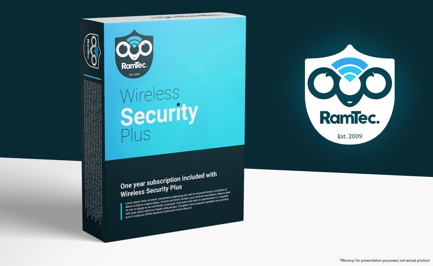 RamTec Brand Identity Design
