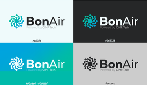 dieresis, logo, branding agency, graphic design studio, web design, icon, iconography, branding, brand identity, design, brand consulting, graphic design, bonair, air filter, air purifier, continuous infection reduction