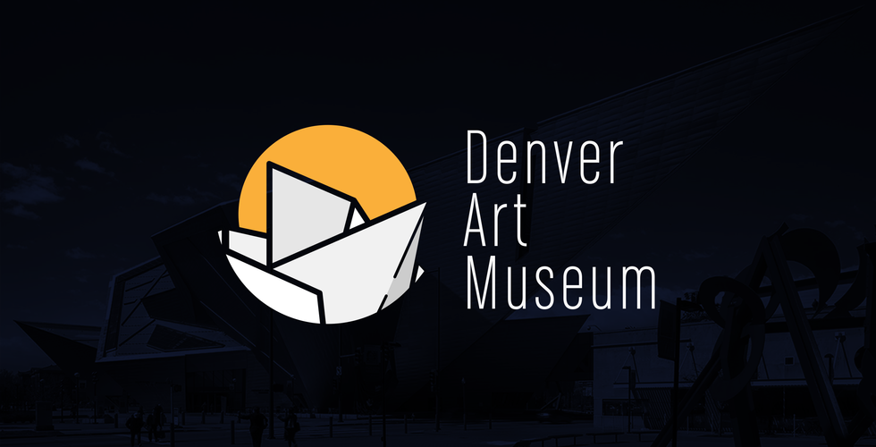Denver Art Museum Brand Identity Proposal