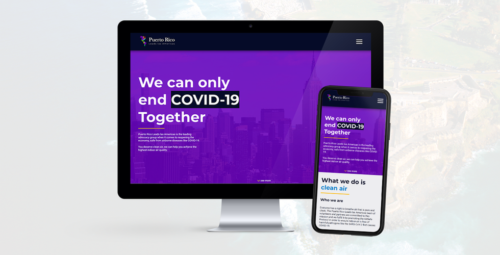 PRLLA Web Design & Development
