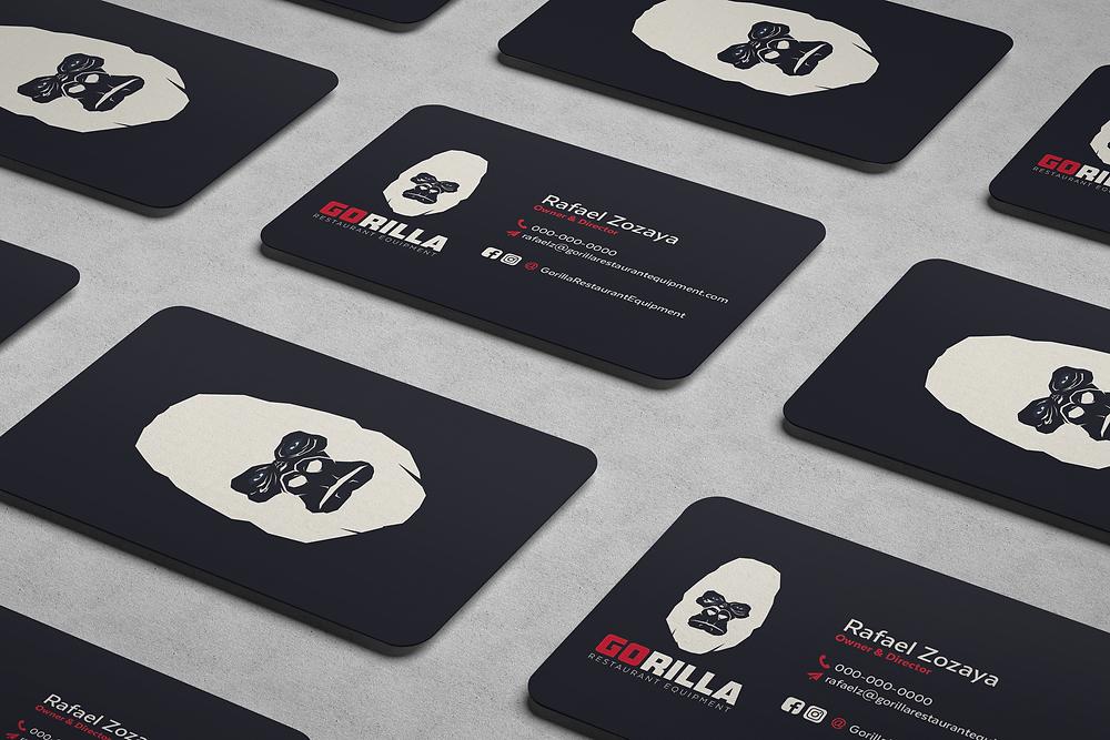 gorilla, dieresis, logo, branding agency, graphic design studio, illustration, character design, branding, brand identity, logo design, brand consulting, icon, iconography, graphic design,