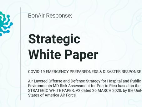 BonAir Response to USAF Strategic White Paper