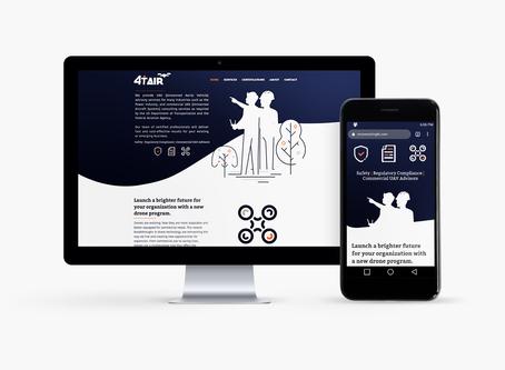4TAir Web Design
