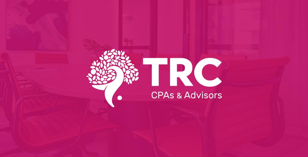 TRC CPAs & Advisors Brand Identity
