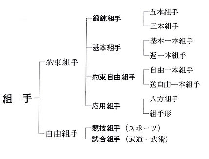 Different Types of Kumite in Japanese