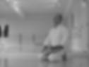 Ehsan Malaki at Shotokan Karate Academy in North Vancouver