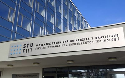 Словацкий технический университет в Братиславе