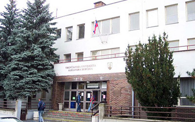 Тренчанский университет Александра Дубчека