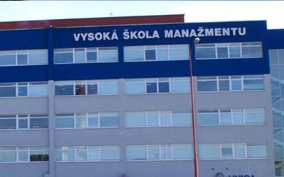 Высокая школа менеджмента в Братиславе и Тренчине