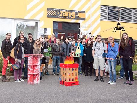 Высшая художественная школа искусства и рекламы Orange Factory