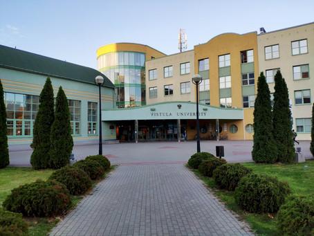 Vistula University (университет Вистула)