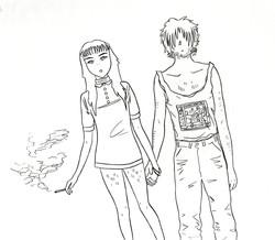 Hazel and Wade