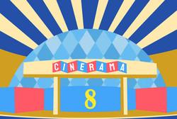 Cinerama Dome (Commission)