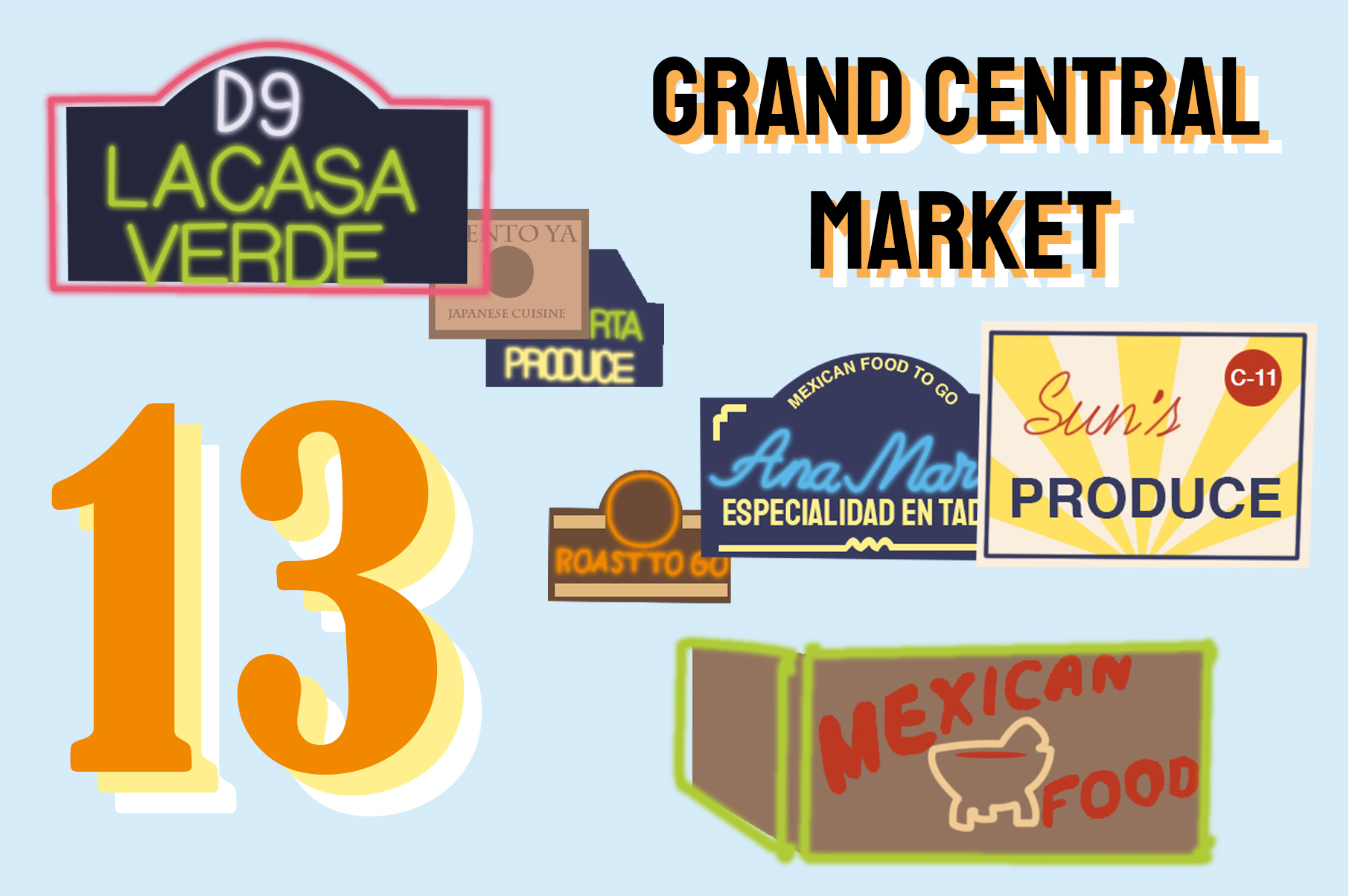 Grand Central Market (Commission)