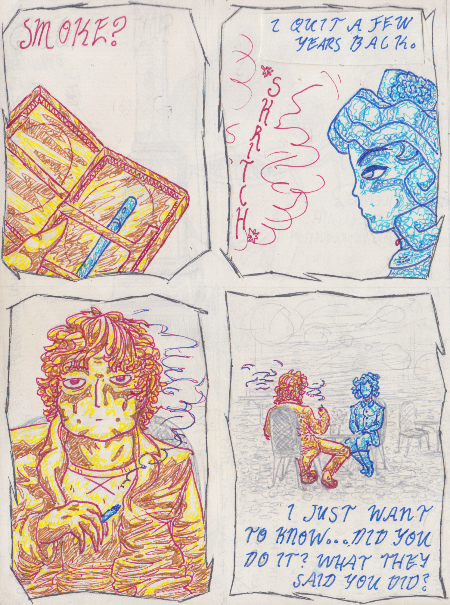 Red and Blue page 7