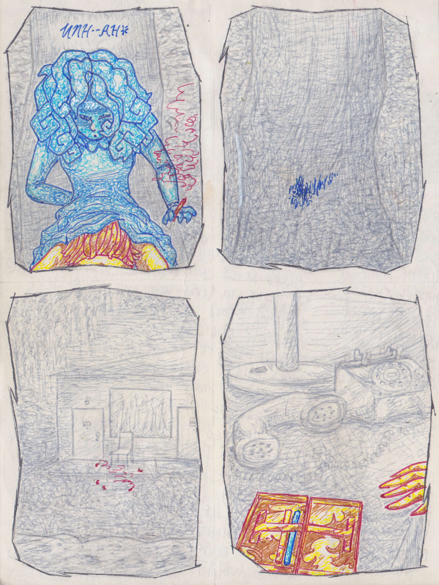 Red and Blue page 5