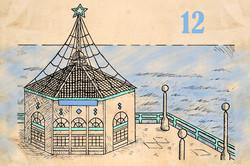 Manhattan Beach Pier (Commission)