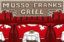 Musso & Franks Grill (Commission)