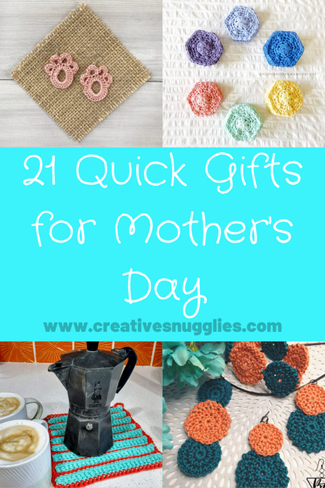 21 Quick Gifts to Make for Mother's Day