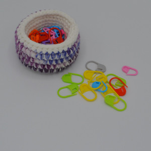 My Favorite 3 Types of Crochet Stitch Markers