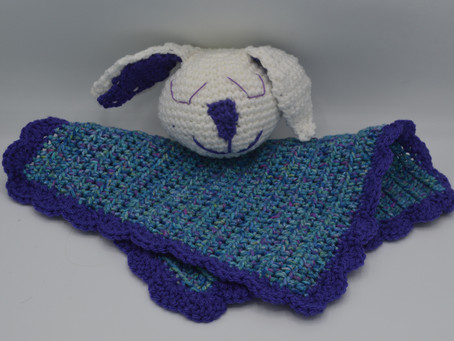 Bella Bunny Lovey - Free Pattern - on Blog