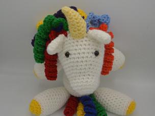 Make Your Free Adorable Dancing Sugar Surprise Unicorn Crochet Pattern