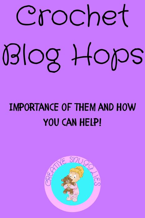 Crochet Blog Hops