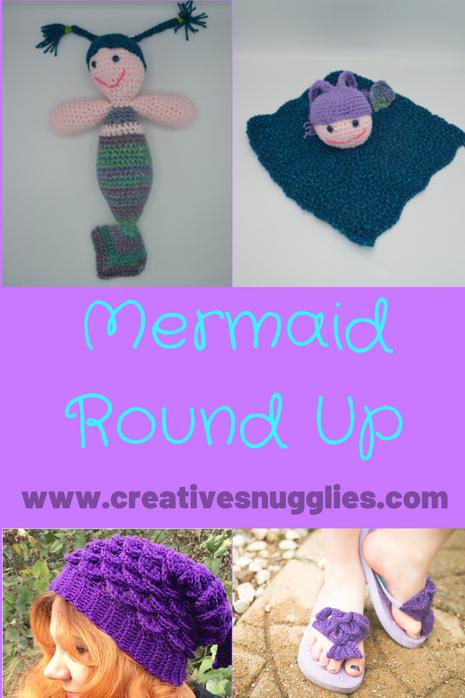 9 Fun & Awesome Mermaid Patterns